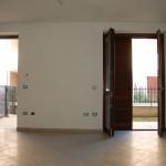 appartamento spello, piano terra con giardino, vendita, trilocale, garage